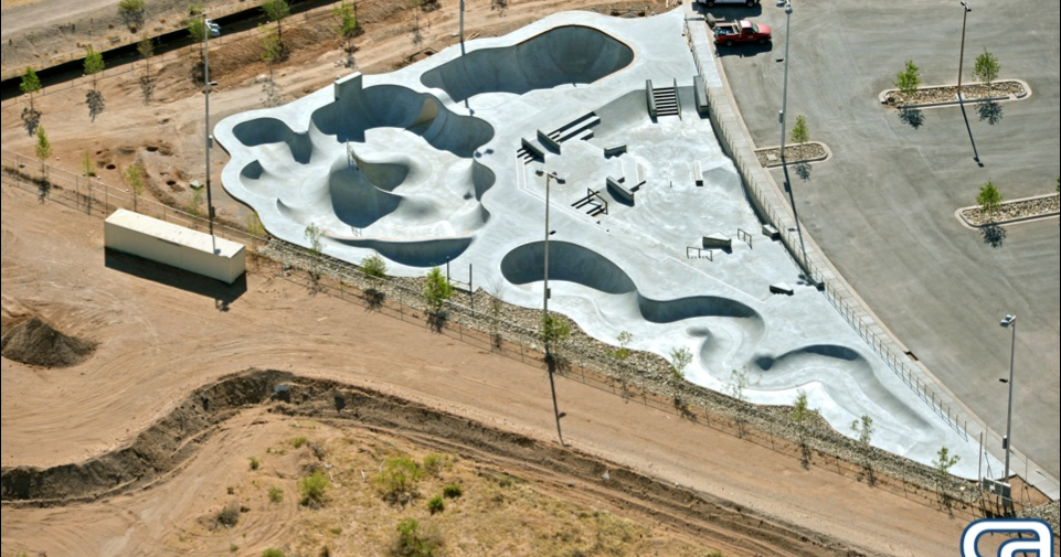 El paso development news new skate park officially opens for New housing developments in el paso tx