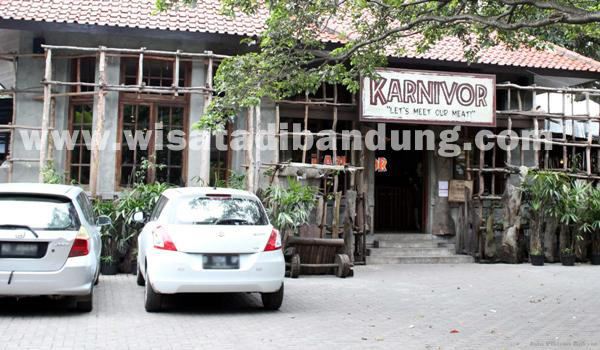 Karnivor Resto and Cafe Bandung Review