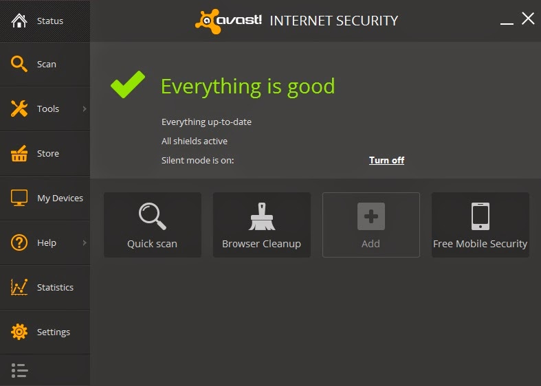 Cara Crack Avast Internet Security 2014