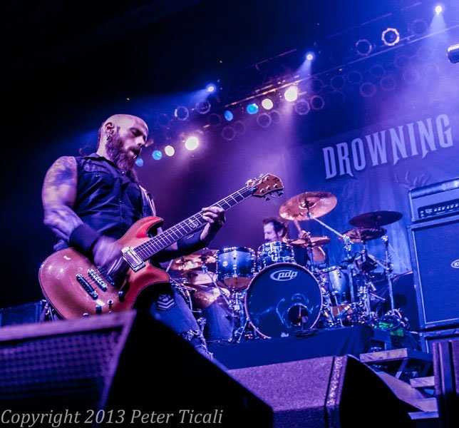 Drowning Pool @ the Paramount, #2