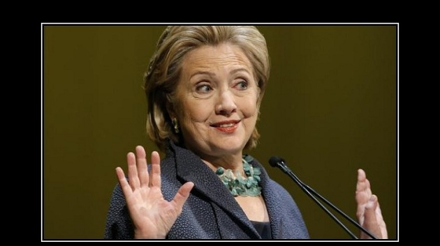 """ΑΠΟΚΑΛΥΨΗ. Νέο email της Χίλαρι Κλίντον προτείνει πόλεμο στη Συρία """"για να βοηθηθεί το Ισραήλ"""""""
