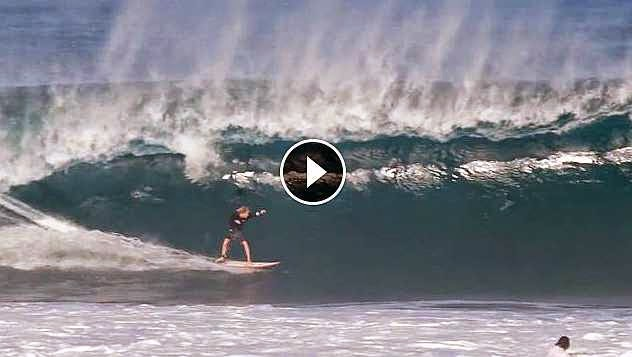 Hawaii MIX Just 2 Days at Pipeline Jan 20 and 23