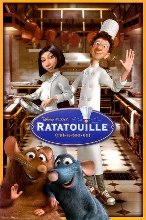 Ratatui PT-PT Ratatouille-Posters
