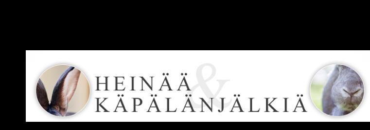 Heinää & Käpälänjälkiä