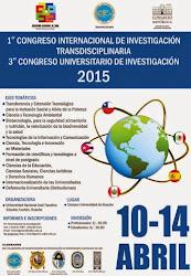 Evento académico en la UNJFSC