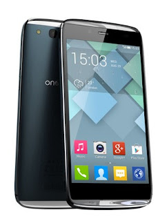 "Alcatel introduced the One Touch Alpha Idol ""innovative design in new heights"""