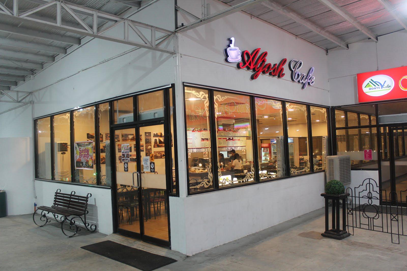 Stay Stray Play And Feast Aljosh Caf S Angus Burger Steak Montevista Walk Park Naga City