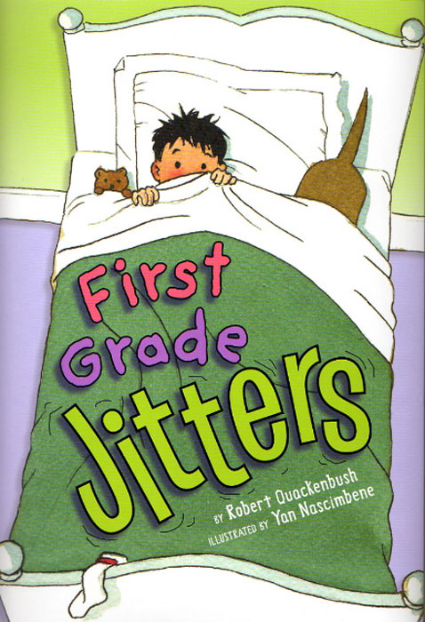 First Grade Fever! by Christie: Do you need a lil Jitter Mix?