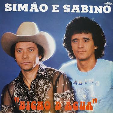 SIMÃO E SABINO VL4-1983
