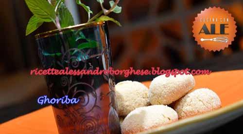 Ghoriba ricetta di Alessandro Borghese da Cucina con Ale