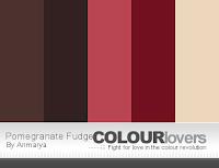 http://www.colourlovers.com/palette/936735/Pomegranate_Fudge