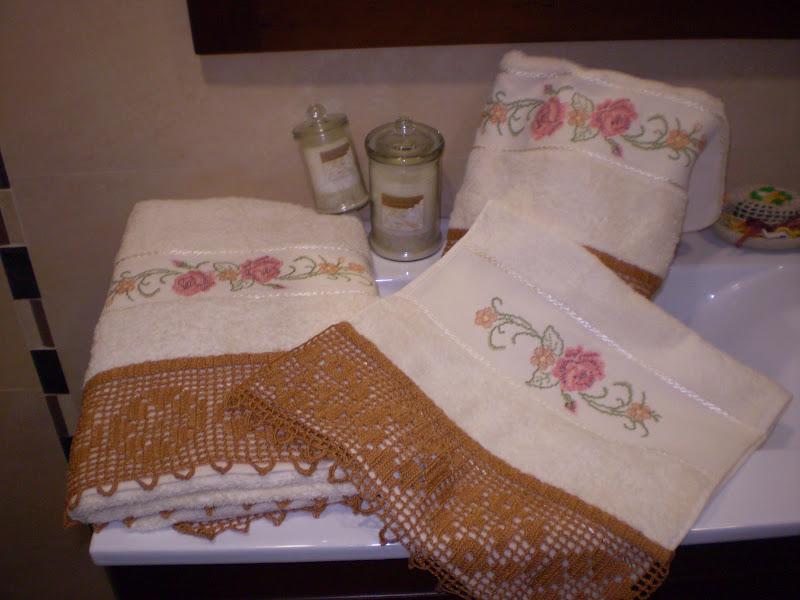 Cosas bonitas que se pueden hacer puntillas para toallas - Cosas para hacer de ganchillo ...