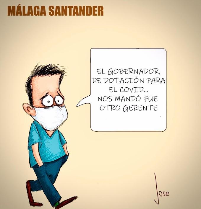 Caricatura de Chicamocha News
