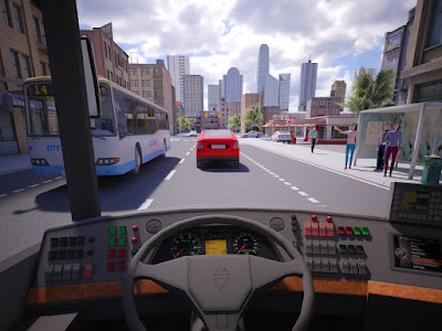 Bus Simulator PRO 2016 v1.0 for Android