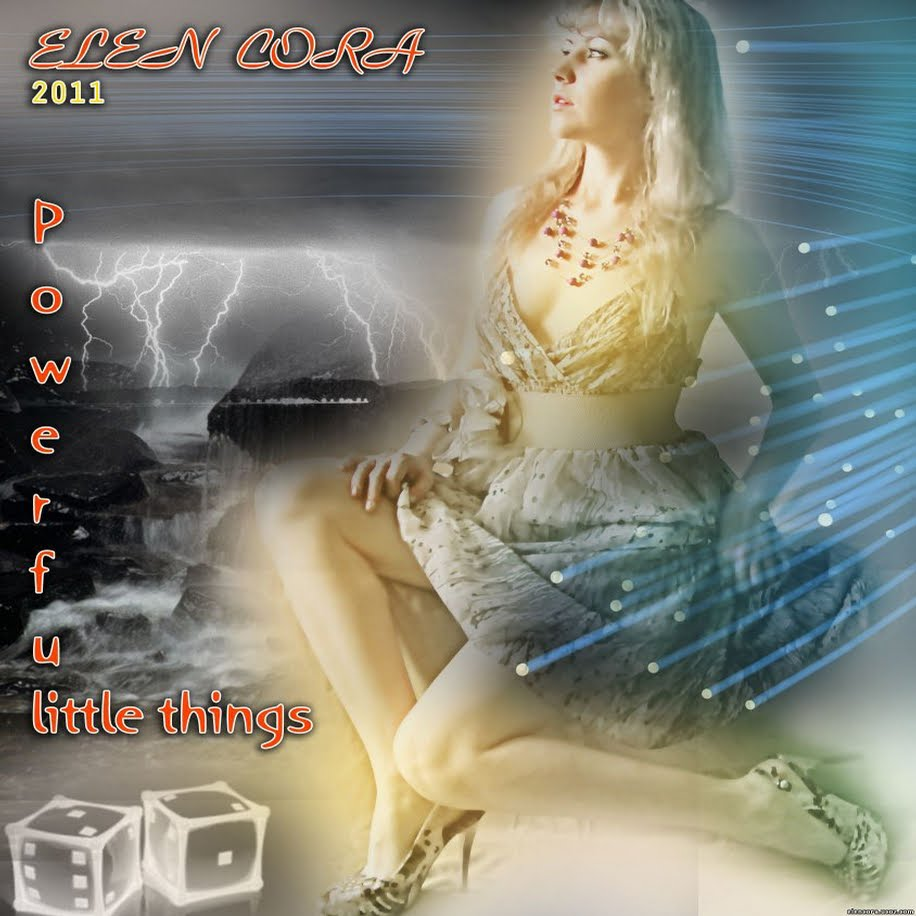 Elen Cora - Powerful Little Things (New Italo-Disco 2012)