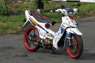 Modifikasi Yamaha Vega