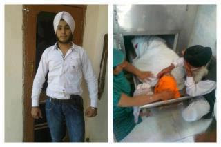 Shaheed Bhai Jaspal Singh - Exclusive News 03/29/2012