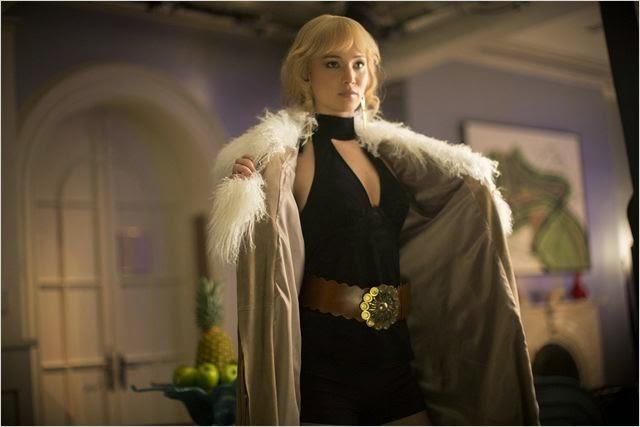 """Jennifer Lawrence en """"X-Men: Días del Pasado Futuro"""""""