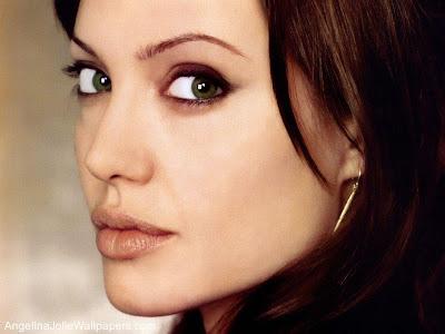 Wallpapers of Angelina Jolie
