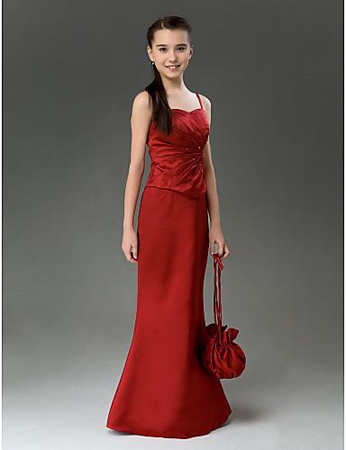WhiteAzalea Junior Dresses: Red Junior Dresses for Bridesmaid