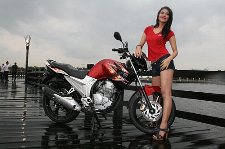 Harga Motor Second Yamaha Jupiter Z 2012