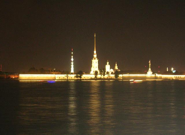 Петропавловскя крепость, Санкт-Петербург