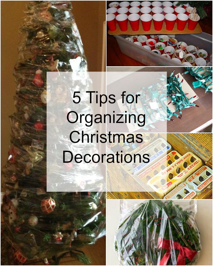 Christmas Storage Ideas & How to Store Your Christmas Decor - Blog - DeHavenu0027s Transfer u0026 Storage