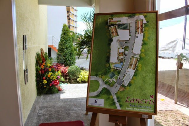 Lancris opened the Garnet Tower