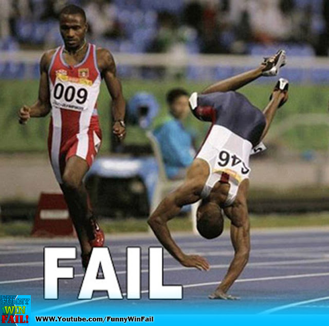 2012 Olympics Epic Fail