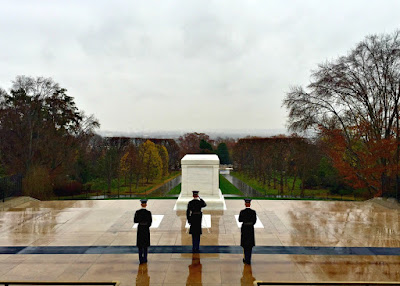 Arlington Cemetery Washington DC Tomb of the Unknown Soldier