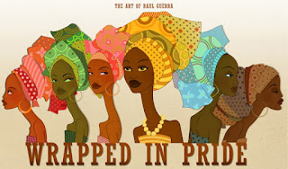 Laminas De Negras Africanas