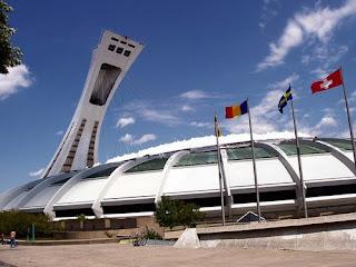 Estadio de los Juegos Olímpicos de ontreal
