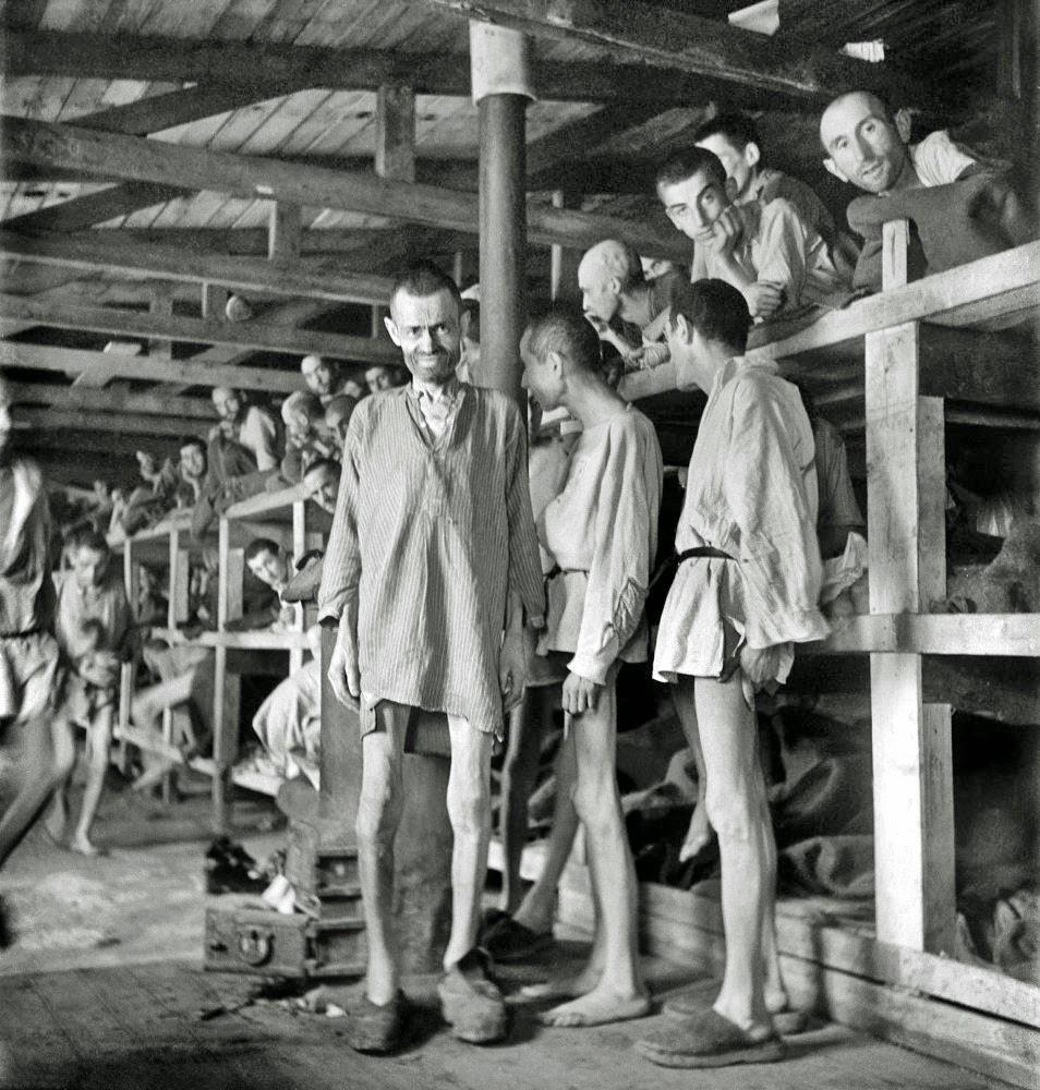 Gerrys Blog: 70. Jahrestag: Erinnerung an KZ-Befreiung