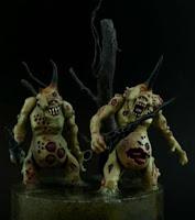 Portadores de plaga de los demonios del caos