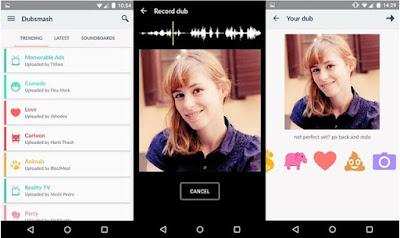 Aplikasi Dubsmash Dan Cara Membuat Video Dubsmash