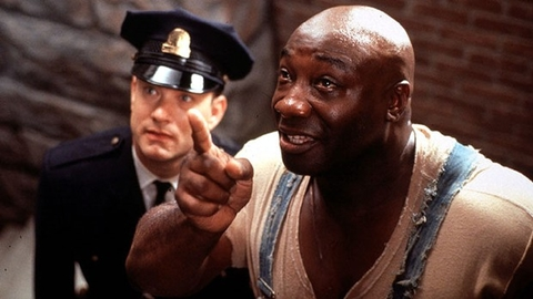 Michael Clarke Duncan john coffy tom hanks la milla verde