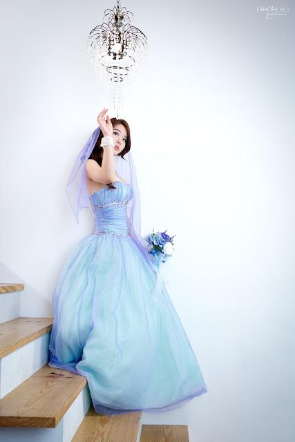 2 Lovely Yoon Joo Ha -Very cute asian girl - girlcute4u.blogspot.com