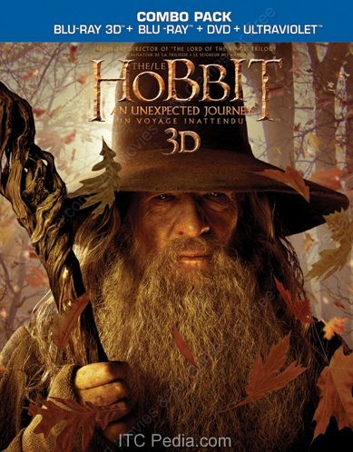 The Hobbit An Unexpected Journey 2012 3D HSBS 1080p BluRay x264 HQ - TUSAHD