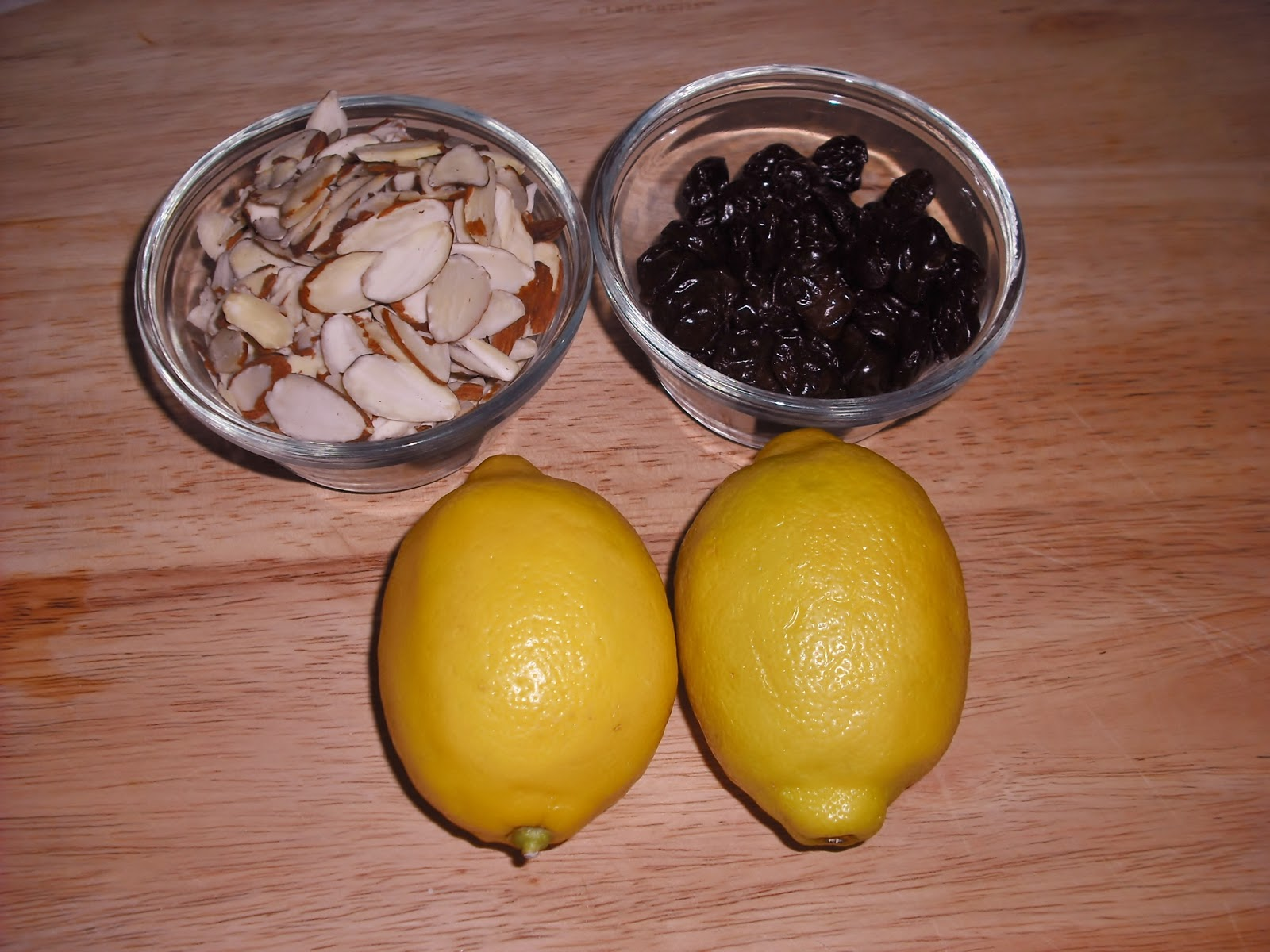 how to make lemon biscotti