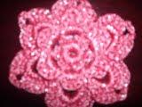 flor de crocher!!