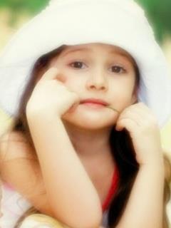 Very cute baby waiting someone special pic ~ Hindi Shayari - Love ...