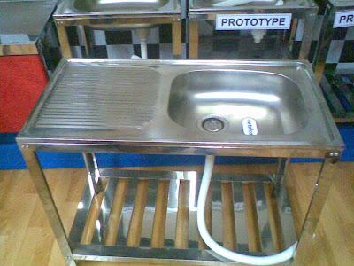Jual Kitchen Sink : Jual Kitchen Sink Kitchen Sink Metalco ms 36/18