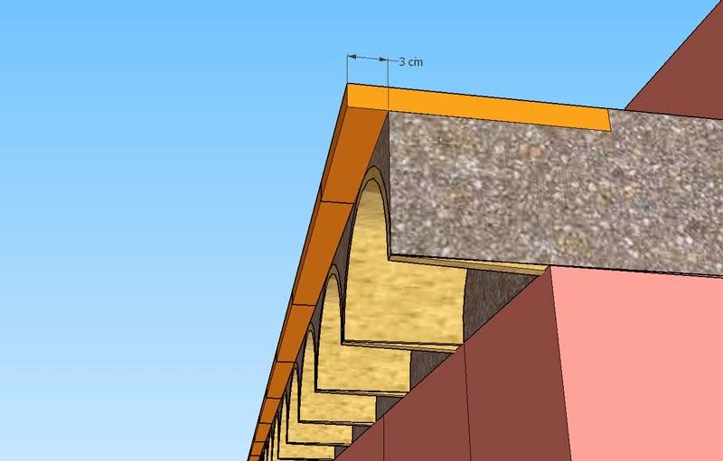 projet de construction d 39 une toiture traditionnelle r gion provence. Black Bedroom Furniture Sets. Home Design Ideas