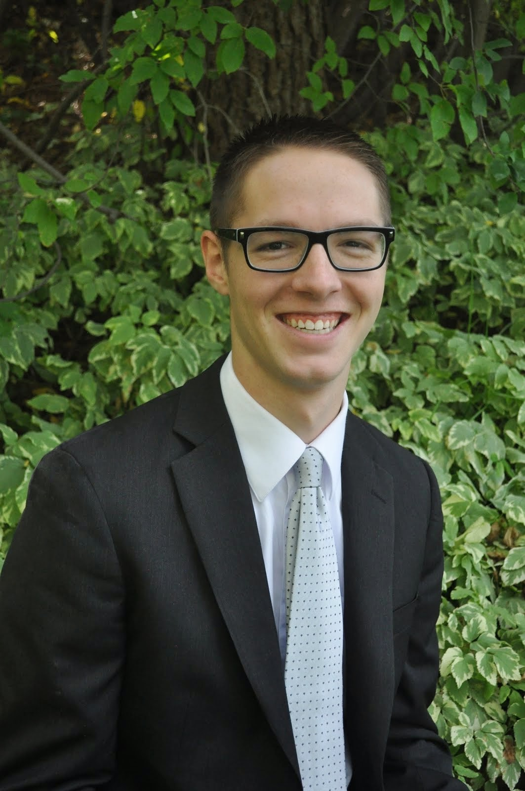 Elder Bryce Jared Bingham