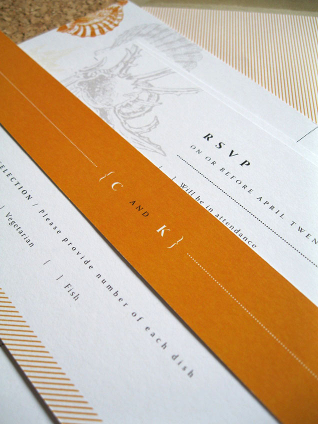 Ink Parade Paperie | Custom Wedding Invitations + Stationery ...