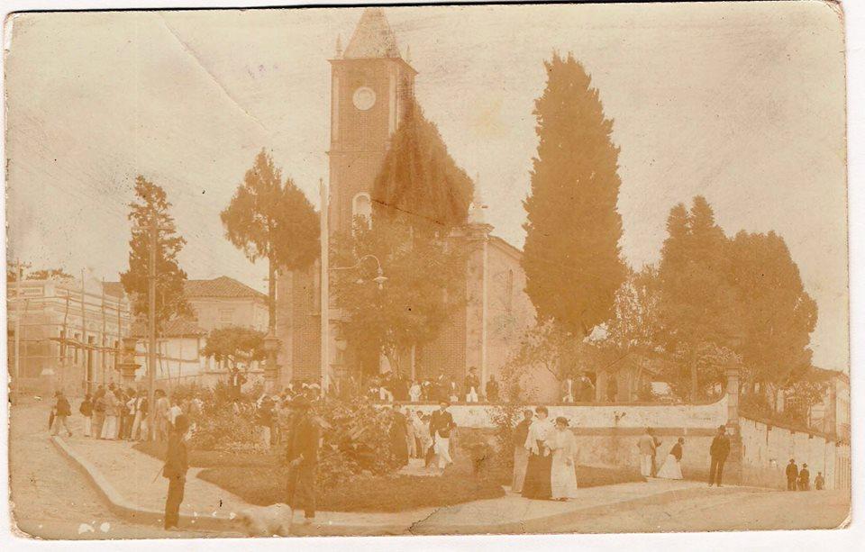 Igreja de Nossa Senhora do Rosário de Barbacena MG