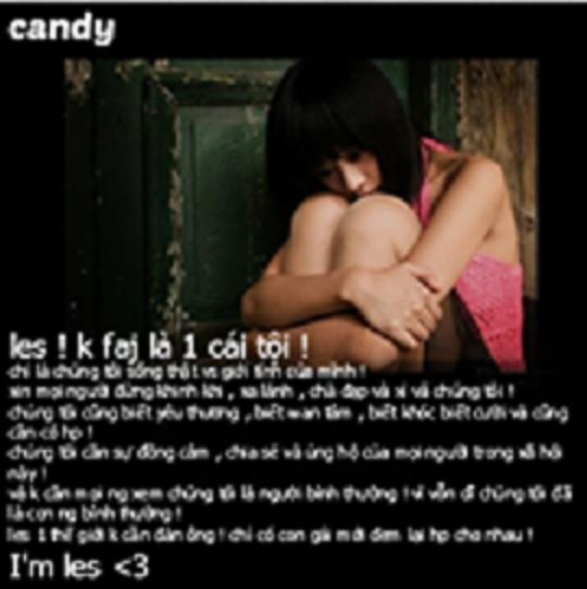 Những từ viết tắt trên Facebook ( sb , fem , trans , tom , bi ....... )