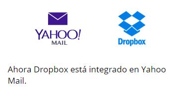 Como adjuntar un archivo desde Dropbox