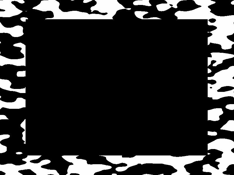 Marcos photoscape marcos fhotoscape marco blanco y negro 19 Marcos de cuadros blancos
