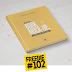 Freebie #102 | Mock-up de Álbum de Fotografia Quadrado